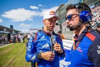 Pierre Gasly - Formula 1 - 2018 Japanese GP