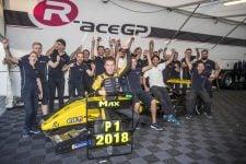 Max Fewtrell - R-ace GP - Circuit de Barcelona-Catalunya