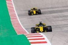 Nico Hülkenberg & Carlos Sainz Jr. - Renault Sport Formula One Team - Circuit of the Americas