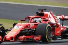 Sebastian Vettel - Formula 1 - 2018 Japanese GP