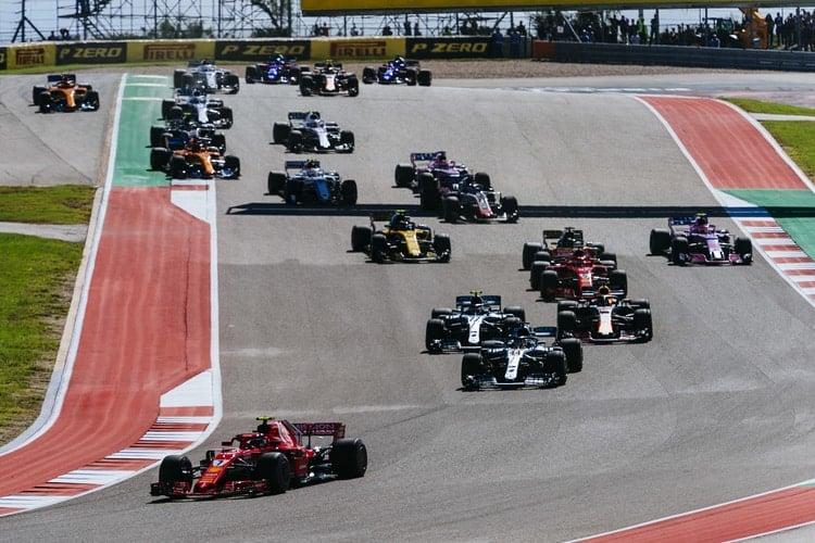 Formula 1 - 2018 United States GP