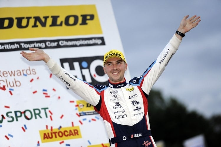 Tom Ingram BTCC