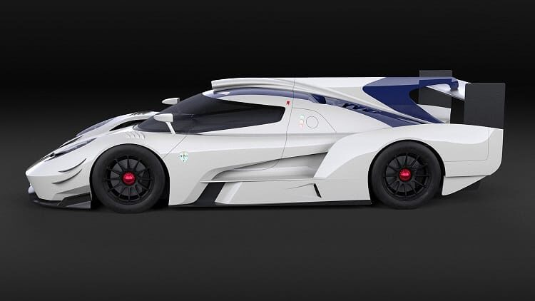 Concept images of the first confirmed 2020/2021 FIA World Endurance Championship Hypercar have been released.