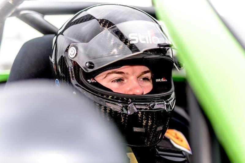 James Kell - Rob Boston Racing - Michelin Ginetta GT4 Supercup