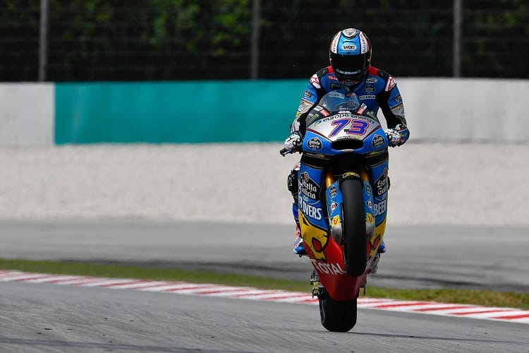 Alex Marquez - Photo Credit: MotoGP.com