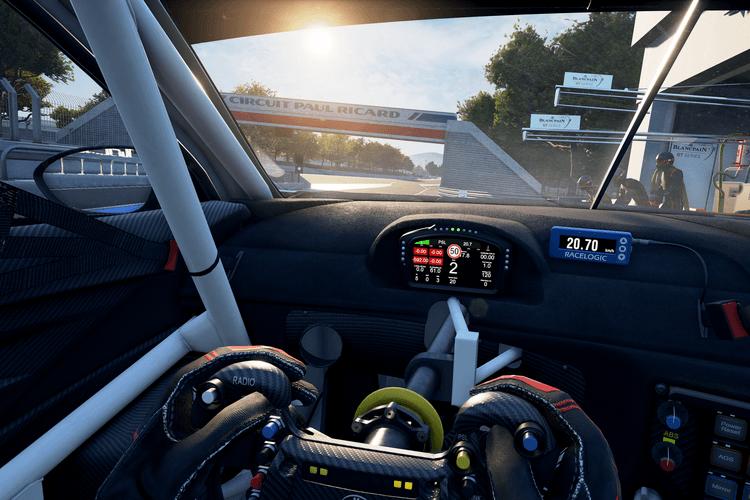 BMW M6 GT3 - Assetto Corsa Competizione