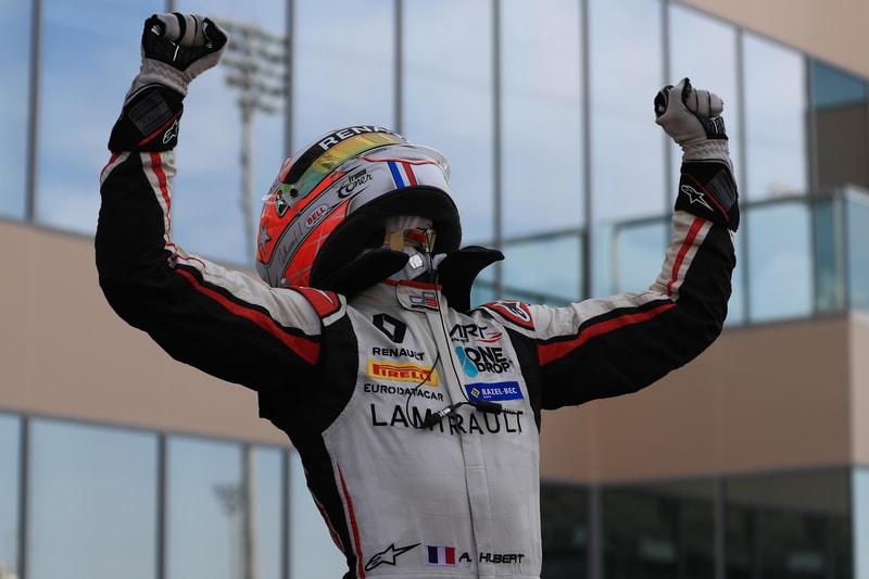 Anthoine Hubert - 2018 GP3 Series - Yas Marina Circuit - Feature Race