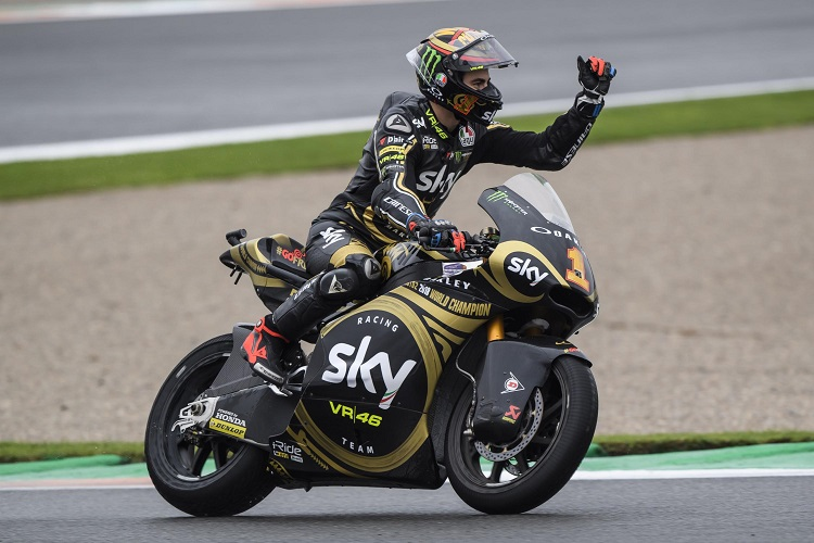 Francesco Bagnaia - Photo Credit: MotoGP.com