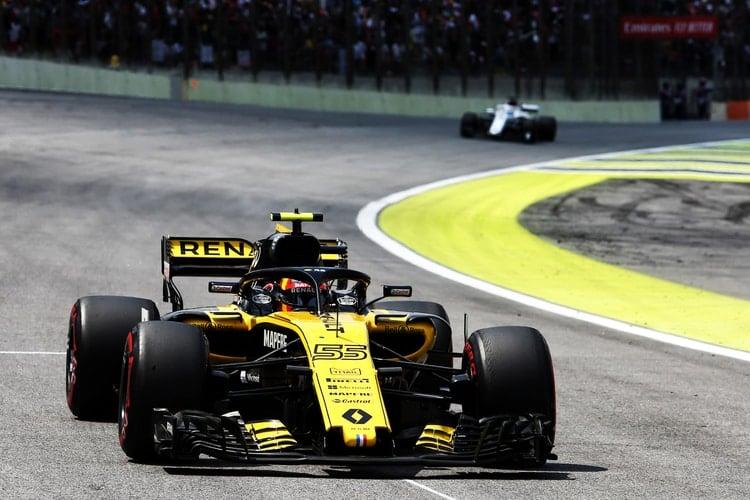 Carlos Sainz Jr. - Brazilian Grand Prix - F1