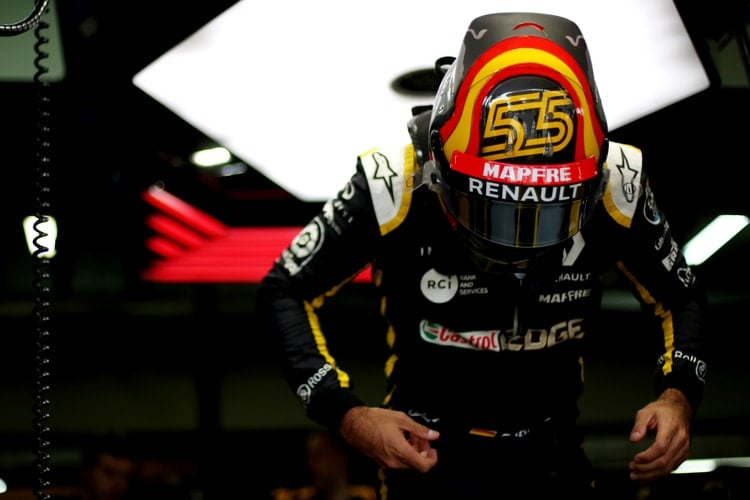 Carlos Sainz Jr. - Renault Sport Formula One Team - F1