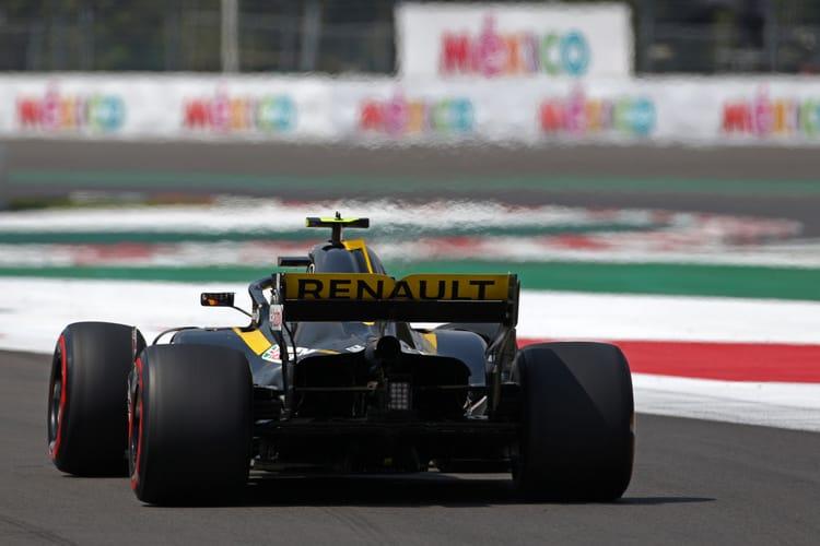 Carlos Sainz Jr. - Renault Sport Formula One Team