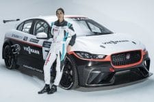 Ceila Martin- Veissmann Jaguar I-Pace eTrophy Team Germany