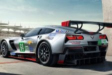 Corvette Racing have released their Redline Livery ahead of the 6 Hours of Shanghai