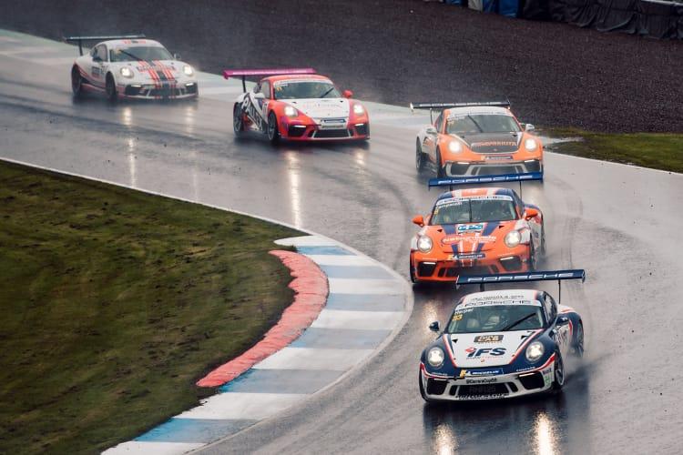 Dan Harper - Credit Dan Bathie/Porsche GB