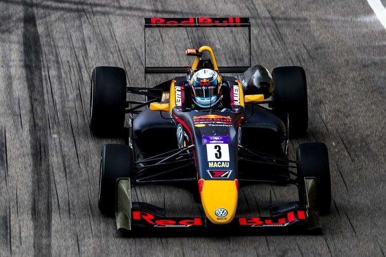 Dan Ticktum Macau GP Q2