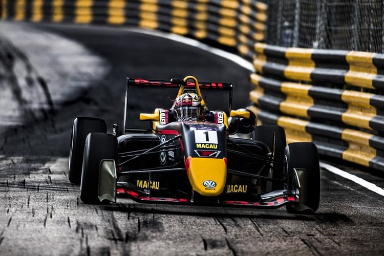 Dan Ticktum - Macau GP