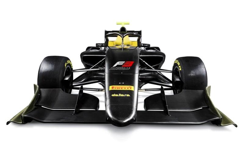 FIA F3 2019 3