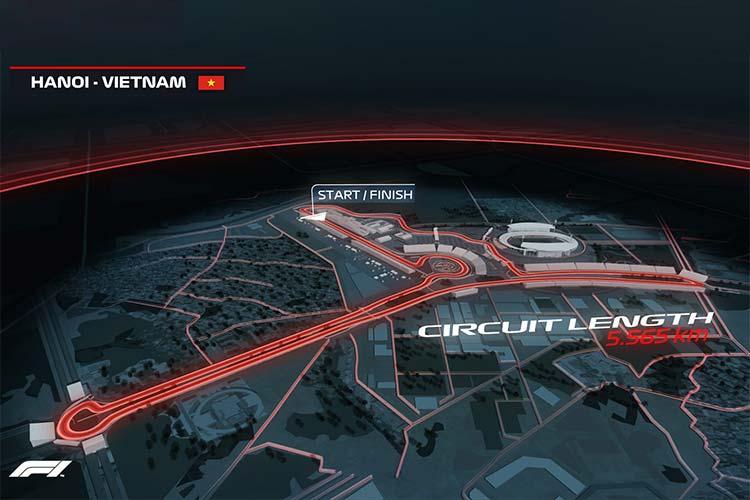 Hanoi Vietnam Circuit