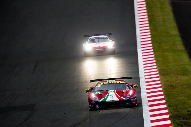 Ferrari have been hit the hardest with the new BoP ahead of the 6 Hours of Shanghai
