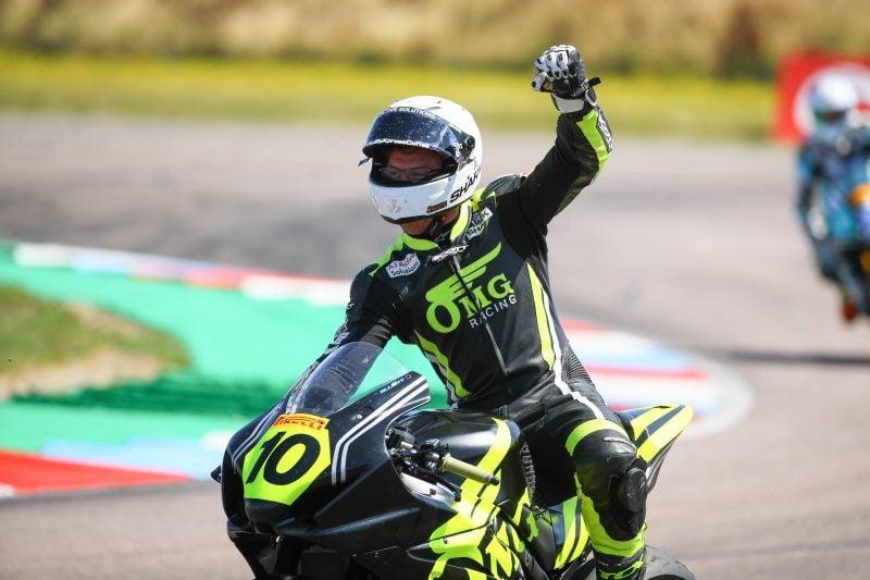 Josh Elliott joins OMG Racing Suzuki for 2019