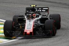 Kevin Magnussen - Haas F1 Team - Brazil GP