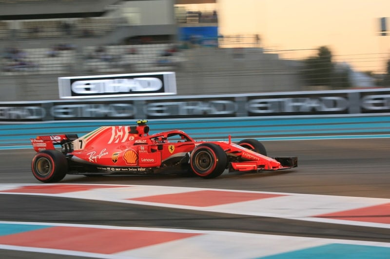 Kimi Räikkönen - Scuderia Ferrari - Abu Dhabi GP