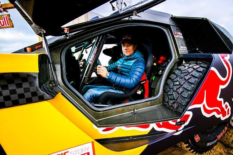 Sébastien Loeb - 2019 Dakar Rally Launch