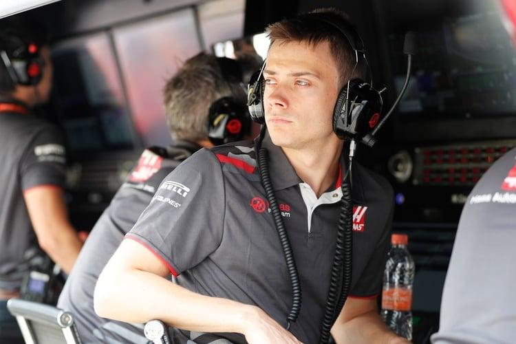 Louis Deletraz Brazil - Haas F1 Team