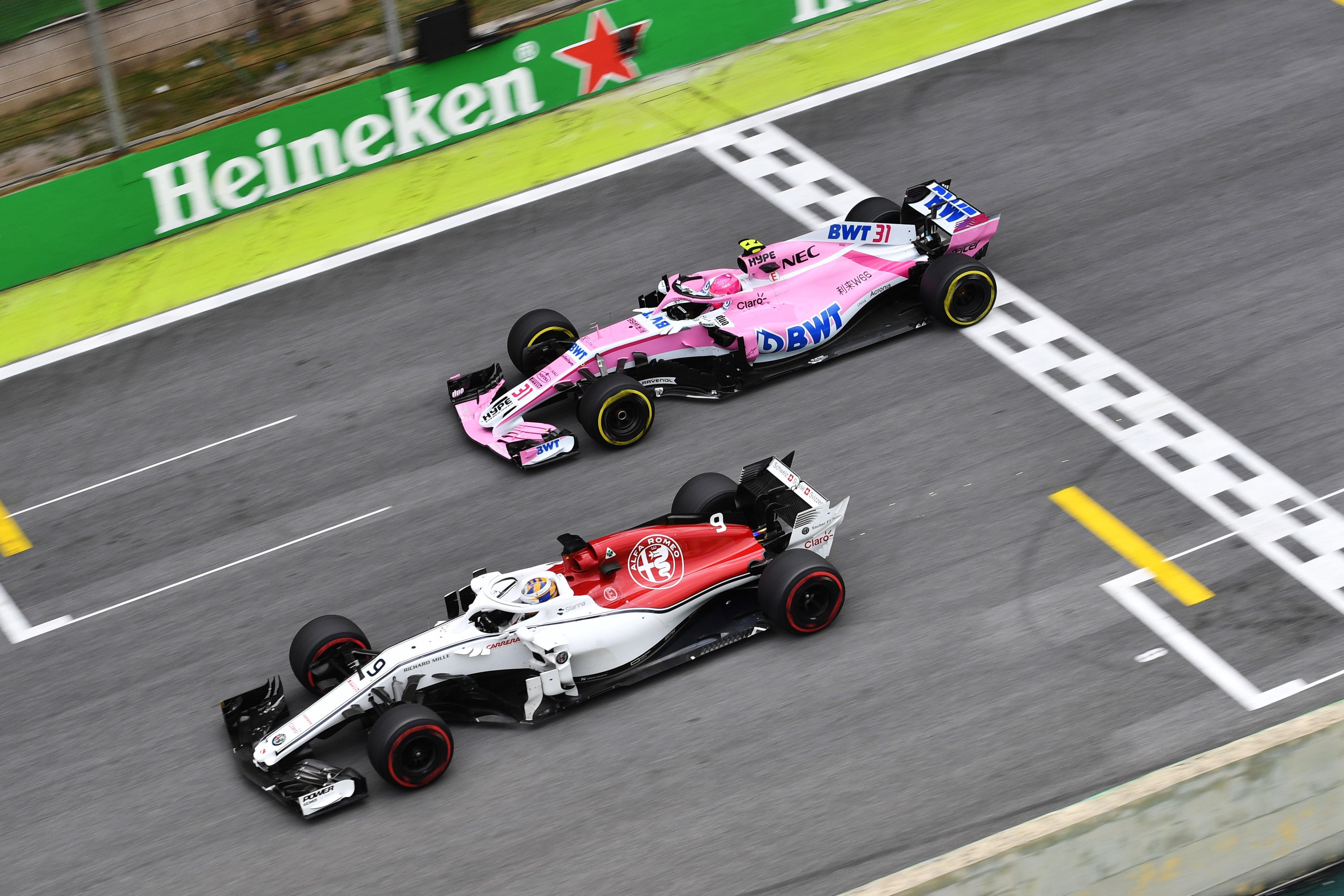 Marcus Ericsson - Alfa Romeo Sauber F1 Team - Brazil GP