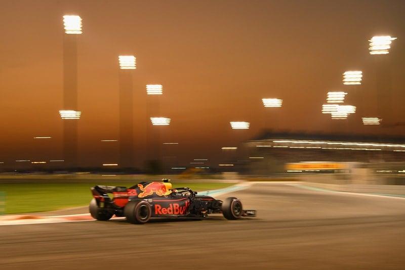 Max Verstappen - Abu Dhabi Grand Prix - F1