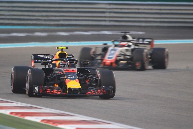 Max Verstappen - Aston Martin Red Bull Racing - Abu Dhabi GP