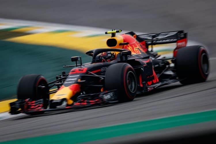 Max Vertsappen - Brazilian Grand Prix - F1