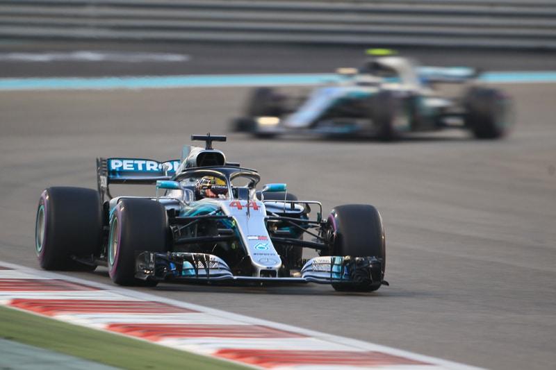Mercedes AMG Petronas Motorsport - F1