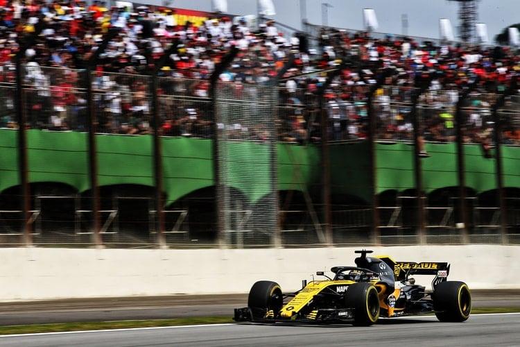 Nico Hulkenberg - Brazilian Grand Prix - F1
