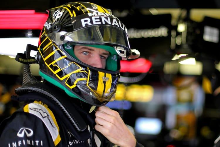 Nico Hulkenberg - Renault Sport Formula One Team - F1