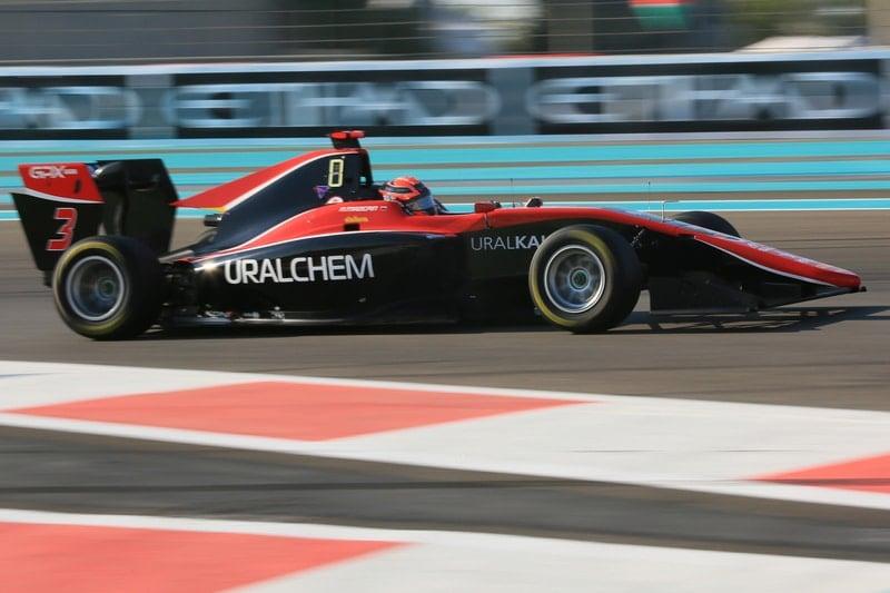 Nikita Mazepin - 2018 GP3 Series - Abu Dhabi - Qualifying