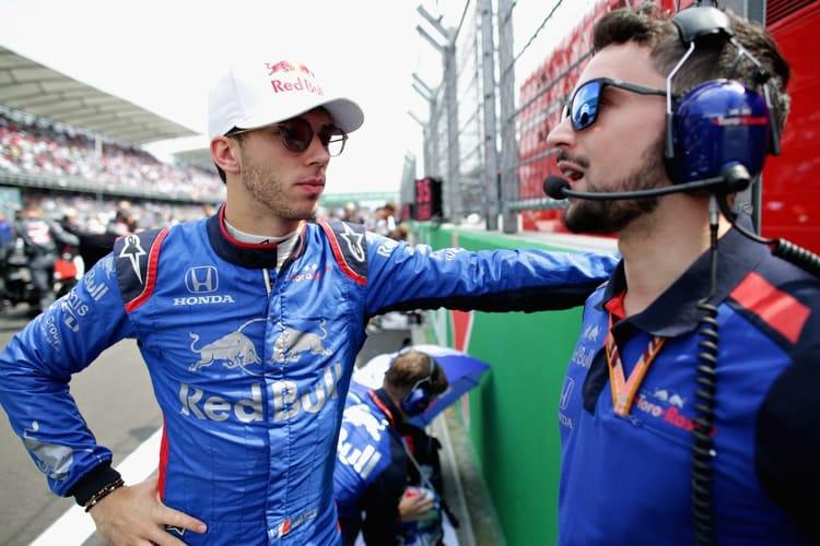 Pierre Gasly - Red Bull Toro Rosso Honda - F1