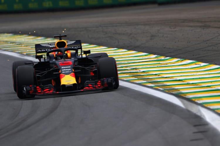 Daniel Ricciardo - Brazilian GP
