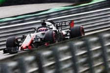Romain Grosjean - Haas F1 Team - Brazilian GP