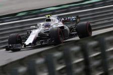 Sergey Sirotkin - Brazilian Grand Prix - F1