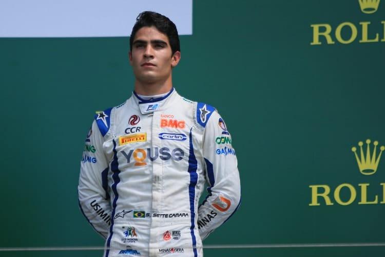 Sergio Sette Camara - F2