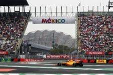 Stoffel Vandoorne - McLaren F1 Team - Autodromo Hermanos Rodriguez
