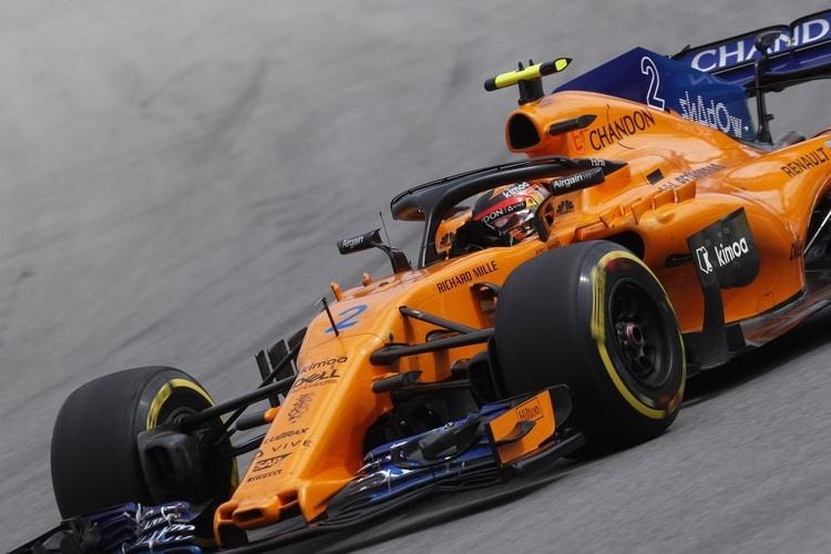 Stoffel Vandoorne - Brazilian Grand Prix - F1