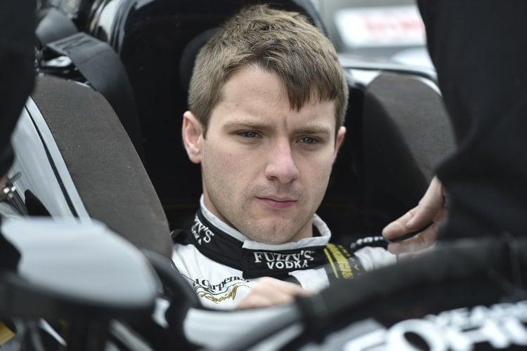 Jordan King (GBR), 2018 Verizon IndyCar Series, Barber Motorsports Park, Ed Carpenter Racing