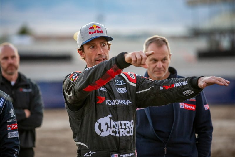 More action sports stars have 'potential' to move into rallycross
