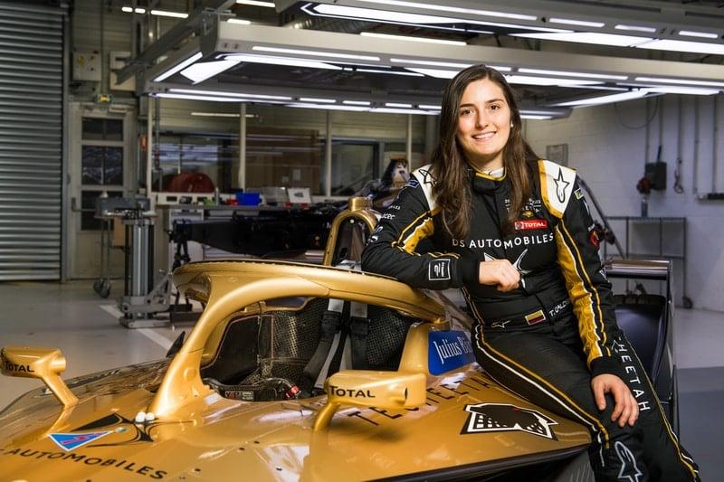 Tatiana Calderon- DS Techhetah tester