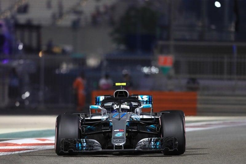 Valtteri Bottas - Abu Dhabi Grand Prix - F1