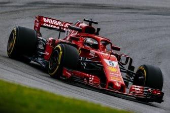 Sebastian Vettel - 2018 Brazilian GP