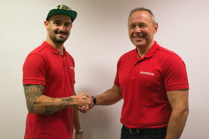 Xavi Fores joins Honda Racing BSB