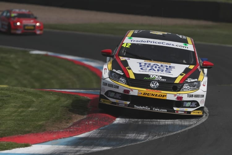 Carl Boardley BTCC